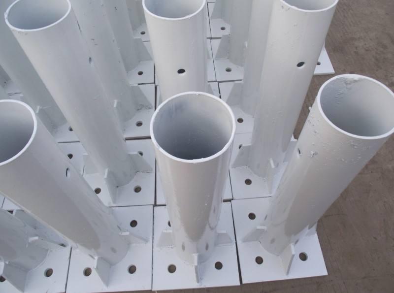 法栏立柱(喷塑)
